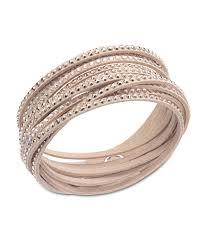 gold swarovski bracelet images Swarovski slake bracelet dillards jpg