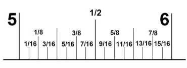 Fractions Decimals Millimeters In Length Art Tech Grand