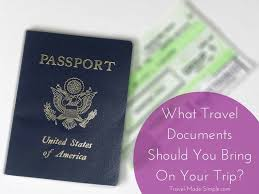 travel documents images Travel documents jpg