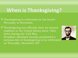 thanksgiving ppt 2012 by walker
