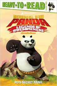 amazon po u0027s secret move kung fu panda tv 9781442499959