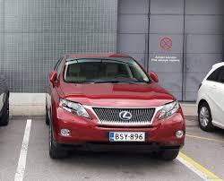 lexus rx 450h nettiauto lexus rx 450h 4wd hybrid executive maastoauto 2009 vaihtoauto