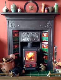 what stoves are available for fitting in a small fireplace