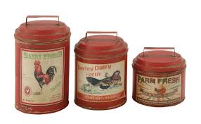 100 rooster kitchen canisters 100 pottery kitchen canisters