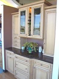 knotty alder cabinets painted white http www