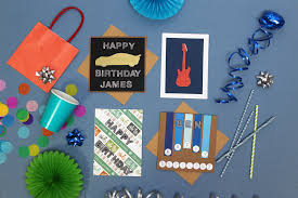 four birthday cards to make for boys hobbycraft blog
