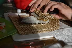 cours cuisine japonaise épinglé par des cupcakes plein la tête sur atelier cuisine japonaise