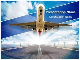 open office presentation template airplane free engineering ppt