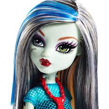 monster high halloween videos monster high frankie doll walmart com