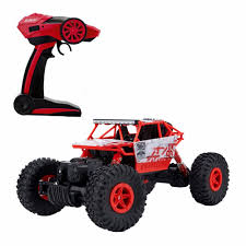 remote control bigfoot monster truck rc car 4wd 2 4ghz rock crawlers rally climbing 1 18 car 4x4 double