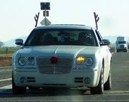 reindeer ears for car rudolph car cars really cool cars reindeer ears