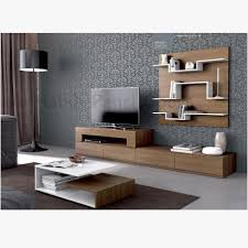 craftsman 48250 modern ethnic tv unit with jaali design by intart interiors in