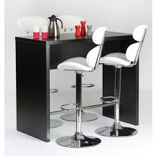 Kitchen Bar Table And Stools Furniture To Go Designa Kitchen Bar Table In Black Ash