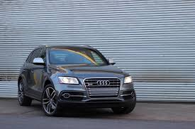 2014 audi sq5 maintains a youthful supercharged glow ny daily