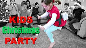 best kid u0027s christmas party youtube