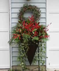 Flower Pot Arrangements For The Patio Wonderful Winter Containers Fine Gardening