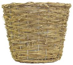 mccann brothers extra large vine basket planter outdoor pots and