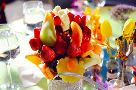 fruit bouqets feed your guests and fix all your problems with fruit bouquets