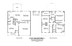 bradford floor plan bradford home builders in augusta ga