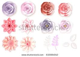 paper flower paper flower stock images royalty free images vectors