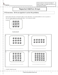 Oa Worksheets Ccss 2 Oa 4 Worksheets