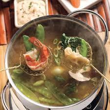 cuisine japonaise santé pour une fondue avec un côté santé c est vers la fondue à la
