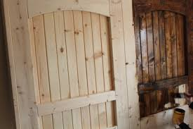 Hardware For Barn Style Doors by How To Build A Rustic Barn Door Headboard Old World Garden Farms