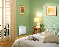Natural Green Color Schemes For Modern Bedroom And Bathroom Decorating - Green bedroom color