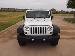 white jeep unlimited lifted white 2011 jeep wrangler unlimited sport white hard top suv 4x4