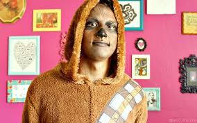 Chewbacca Halloween Costume Halloween Star Wars Inspired Chewbacca Costume Pearmama
