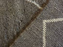 warm taupe color moroccan rug from the 1950s at 1stdibs