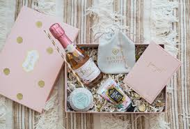 bridesmaid boxes wedding wednesday 5 ways to ask your bridesmaids groomsmen