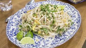 vegetarian pad thai today