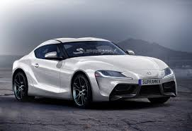 toyota white car the new toyota supra is about to make its worldwide debut and