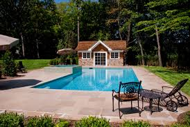 nj perimeter overflow pool and spa by cipriano custom swimming
