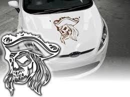 autoaufkleber design autoaufkleber skull aufkleber totenkopf totenschä collection