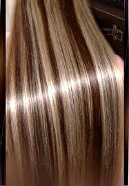 hazardous hair products blond dark and brown hair and model