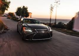 lexus sedan horsepower 2018 lexus ls 500 unleashed with 415 hp twin turbo v6 autoevolution