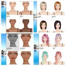 covet game hair styles appness covet fashion passing on dopeness
