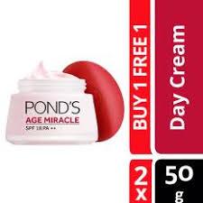 Serum Wajah Ponds Age Miracle paket ponds age miracle day 50gr 10gr free scarf