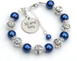 birthday charm bracelet 25th 30th 40th 50th 60th birthday charm bracelet special