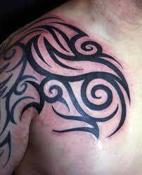 blade tattoos for ideas chest tribal cool bonbaden