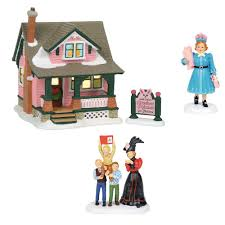 new 2018 a story department 56 pieces