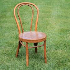 Vintage Wood Chairs Rounded Wood Chair Forever Vintage Rentals