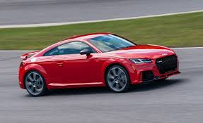 2017 audi tt rs coupe pictures photo gallery car and driver