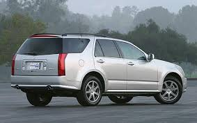 used 2006 cadillac srx for sale pricing features edmunds