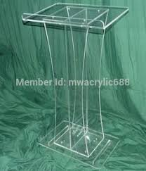Church Office Furniture by Free Shipping Acrylic Podium Lectern Pulpit Plexiglass Lucite