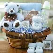 baby shower gift baskets ideas simple design basket