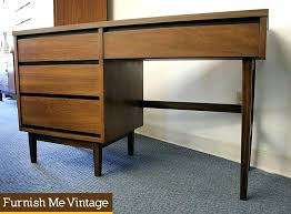 Mid Century Modern Desk For Sale Mid Century Desk Bethebridge Co