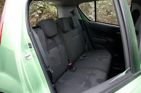 how many seats does a vauxhall agila 2008 2013 interior autocar